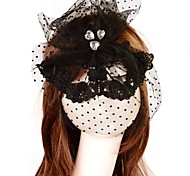 Gothnic Statement Party Mask European Halloween Masquerade Mask