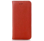 Cowhide Leather Wallet Leather Case for iPhone 6(Assorted Colors)