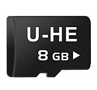 UHE 8GB Class 10 Micro SD TF Memory Card