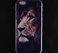 Blue Lion Design Hard Cover Case for iPhone 6 Plus