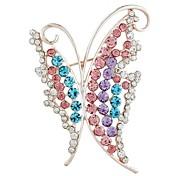 Fashion Butterfly  Brooch(Color Random)