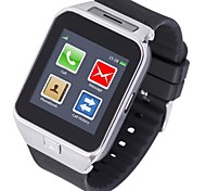 "AOLUGUYA N10 GSM Smart Watch Phone w/ 1.54"" Screen, Quad-band, 1.3MP Camera, Anti-lost - Black"