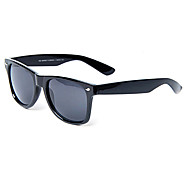 100% UV400 Wayfarer Plastic Retro Sunglasses