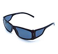 pêche polarisée pc mode rectangle lunettes de sport