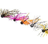 "Hard Bait / Metal Bait / Jigs / Fishing Lures Metal Bait / Hard Bait / Jigs 1pcs pcs g/1/8 oz. Ounce mm/1-1/4"" inchOrange / White /"