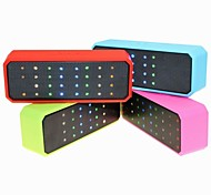 RGB LED Big power Portable Wireless Bluetooth Speaker 3W Stereo audio sound with microphone built in 1500mAh Battery