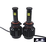 CONQUER®2PCS H11  40W High Brightness High Power CREE LED Headlight Headlamp for Car