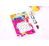 R-SIM 9 R-SIM9 Pro for Phone 4S 5 5S 5C Card Unlock IOS 6.0 Sprint CDM