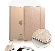vendita caldo di alta qualità ultra sottile sonno auto e svegliarsi copertura di caso per l'aria iPad 2 (colori assortiti)