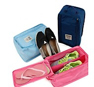 30 L Travel Organizer Traveling Outdoor Compact Green / Pink / Dark Blue / Light Blue Oxford