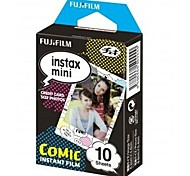 Fujifilm Instax Mini Instant Color Film - Comic