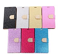 5.5 Inch Shimmer Pattern PU Wallet Leather Case for LG G3(Assorted Colors)