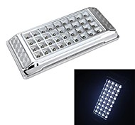 DC 12V Bright White 36-LED Car Vehicle Van Auto Roof Interior Light Lamp Round Hat Lamp