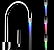 coloré évier de cuisine en laiton conduit buse du robinet robinet