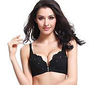 Meiqing® Basic Bras Nylon Black - M12S1005