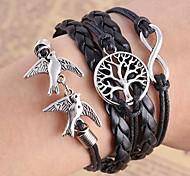 Woven Small Accessories Metal Bracelet B515