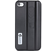 HHMM® Solid Color Plastic Hard Case for iPhone4/4S (Assorted Colors)