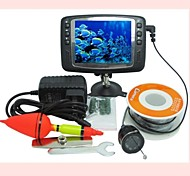 """New 3.5"""" TFT LCD Video Camera System Fish Finder HD 700TV Lines Underwater Camera"""