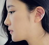 Vine Leaves Clip Earrings