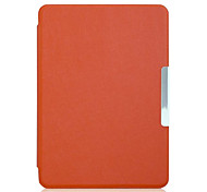 Shy Bear™ Magnet Leather Cover Case for Amazon New Kindle (Kindle 7th) 6 Inch Ereader