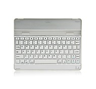 Sanshuai Wireless Bluetooth Keyboard for iPad 2/3/4 Aluminum alloy shell
