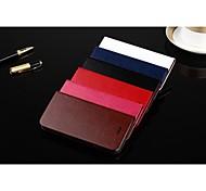 elegante PU-Leder Ganzkörper-Kasten für iphone 6 (verschiedene Farben)