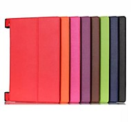 10.1 Inch High Quality PU Leather Case for Lenovo YOGA B8000/B8080(Assorted Colors)