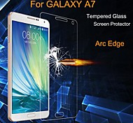 Angibabe Ultra Thin 0.4mm Premium Explosion Proof Tempered Glass  Screen Protector for Samsung galaxy A7