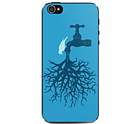 Birds On Tap Pattern Hard Case for iPhone 5/5S