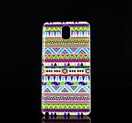 Azteken-Muster Hartschalenetui für Samsung-Galaxieanmerkung 3
