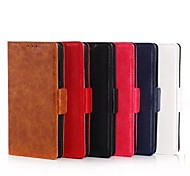 5 Inch  High Quality PU Wallet Leather Case for Microsoft Lumia 535/Nokia Lumia1090(Assorted Colors)