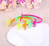 Candy Color Mustache Bracelet