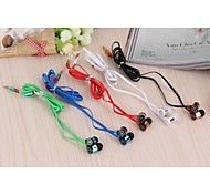 658 Style Heavy Bass Fever Artifact In-Ear Headphones for Phone And Other (Assorted Colors)