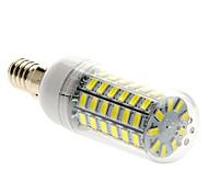 Lâmpada Espiga E14 15 W 1500 LM 6000-6500 K Branco Natural 69 SMD 5730 AC 220-240 V