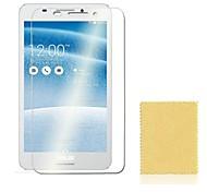 alto protector de pantalla transparente para el asus fonepad 7 fe375cg fe7530cxg fe375cxg película tableta
