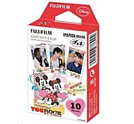 Fujifilm Instax Mini Instant Color Film - Mickey & Friends
