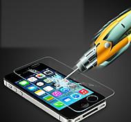 (2.5d bords arrondis 0.3mm mince dureté de 9h) verre trempé protecteur d'écran de film pour iPhone 4 / 4S