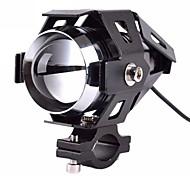 merdia u5 15w 3000lm 6500k 1SMD conduit tache blanche ampoule / lumière de décoration pour la moto (1piece / 12v-80v)