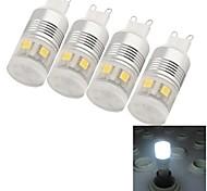 youoklight G9 3 W 11 SMD 2835 230 LM 6000 K Koel wit Decoratief Maïslampen AC 85-265 V