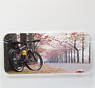 Addly® An HD Photo Printed on a PC Hard Case for iPhone 6