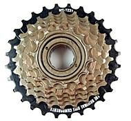 запад biking® велосипедных 7-ступенчатая муфта свободного хода велосипеда кассеты 14-28 зуба кассета тормоза велосипеда муфты свободного хода