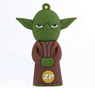 carácter yoda zp unidad flash USB de 8 GB