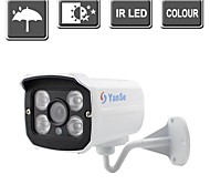 YanSe® 1000TVL IR Array LED CCTV Security Cameras Bullet Night Vision Outdoor Camera 720CF