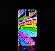 Blumenmuster Hartschalenetui für Samsung Galaxy Note 3