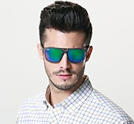 100% UV400 Square PC Fashion Sunglasses