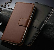 Smooth Leather Case For iPhone 6 4.7 inch ,Luxury Wallet Case For iPhone 6  (Assorted Colors)