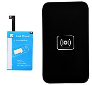 QI Wireless Charging Pad  + Wireless Charger Receiver for Samsung Galaxy Note4 N9100