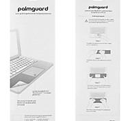 astilla venta caliente ultra delgado pegatina guardia palma para MacBook Pro de 15,4 pulgadas