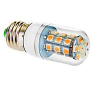 E26/E27 12 W 27 SMD 5050 1050 LM Warm White/Cool White Corn Bulbs AC 85-265 V