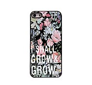 I Shall Grow Design Aluminum Case for iPhone 4/4S